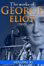 George Eliot - The works of George Eliot V. XI (1910)