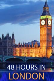 J Jackson Bentley - 48 hours in London