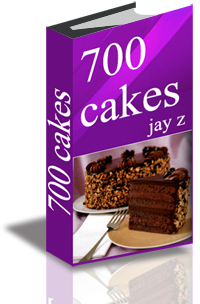 700 Cakes cover