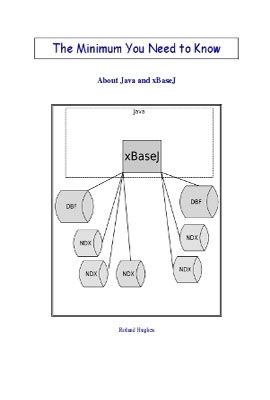 The Minimum You Need to Know About Java and xBaseJ