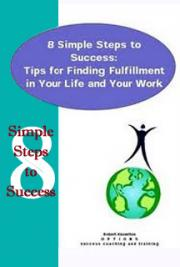 8 Simple Steps to Success cover
