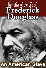 Narrative of the Life of Frederick Douglass, An American Slave cover