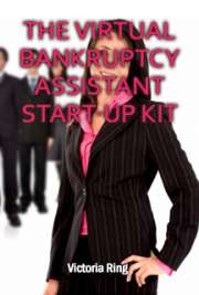 The Virtual Bankruptcy Assistant Start-Up Kit cover