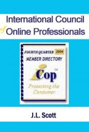 International Council of Online Professionals cover