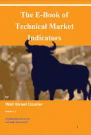 The E-Book of Technical Market Indicators cover