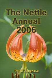 The Nettle Annual 2006 cover