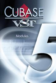 Cubase vst-Modules