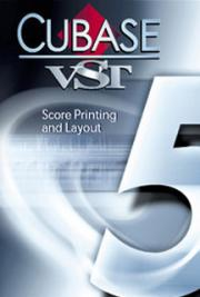 Cubase VST-Score Printing and Layout