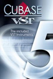 Cubase vst-the Included vst Instruments