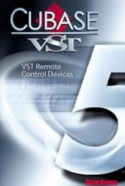 Cubase vst-vst Remote Control Devices