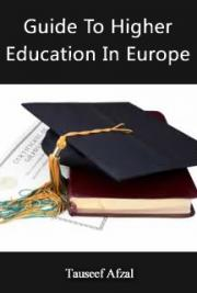 Guide to Higher Education in Europe