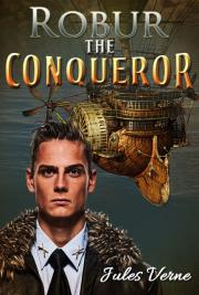 Robur the Conqueror cover