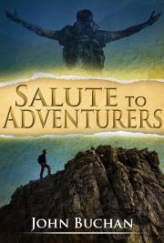 Salute to Adventurers cover