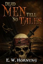 Dead Men Tell No Tales cover