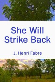 She Will Strike Back cover