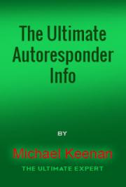 The Ultimate Autoresponder Info cover
