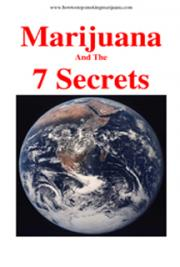 Marijuana and the 7 Secrets cover