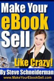 Make Your eBook Sell cover
