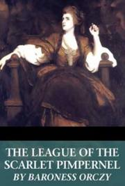 The League of the Scarlet Pimpernel cover