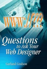 Questions to Ask Your Web Designer cover