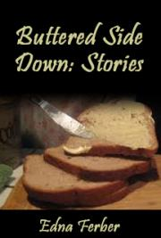 Buttered Side Down: Stories cover