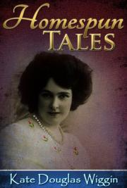 Homespun Tales cover