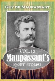 Maupassant's Short Stories Vol. 12