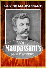 Maupassant's Short Stories Vol. 3 cover