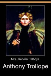 Mrs. General Talboys cover