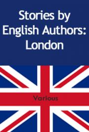 Stories by English Authors: London cover