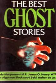 The Best Ghost Stories cover
