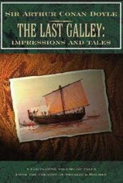 The Last Galley Impressions and Tales cover
