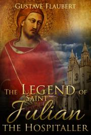 The Legend Of Saint Julian The Hospitaller cover