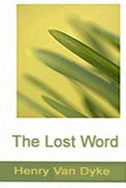The Lost Word