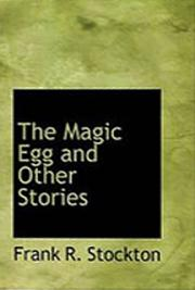 The Magic Egg and Other Stories cover