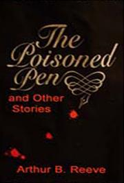 The Poisoned pen and Other Stories