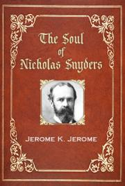 The Soul of Nicholas Snyders cover