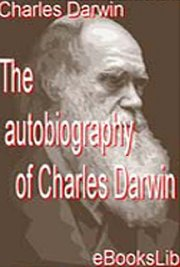 Autobiography of Charles Darwin cover