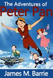 The Adventures of Peter Pan cover