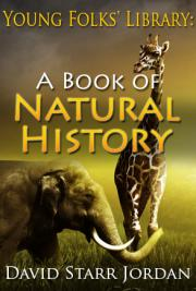 Young Folks' Library: A Book of Natural History cover