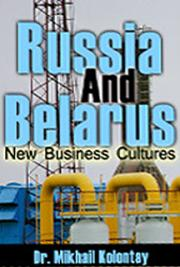 Russia And Belarus : New Business Cultures cover