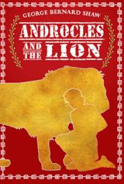 Androcles and the Lion cover
