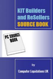Kit Builders and ReSellers Source Book