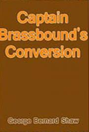 Captain Brassbound's Conversion cover