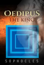 Oedipus the King cover