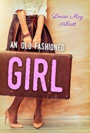 An Old-Fashioned Girl cover