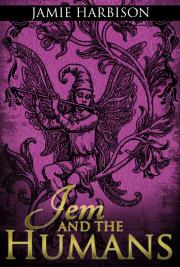 Jem and the Humans cover