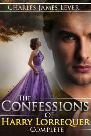 The Confessions of Harry Lorrequer — Complete cover