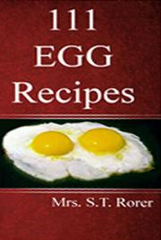 111Egg Recipes cover