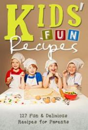 Kids'  Fun Recipes cover